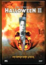 Halloween 2 - The Horror continues , 3D-Holocover Ultrasteelbook , 100% uncut