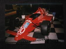 Photo Shierson Racing Lola Chevrolet Indy Car 1990 #30 Arie Luyendijk (NED) 2x