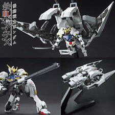 Bandai 1/144 New HG Iron-Blooded Orphans 007 GUNDAM BARBATOS & TRANSPORT BOOSTER