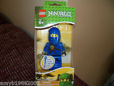 Lego Ninjago Retractable Pen Blue Ninja NEW LAST ONE HTF