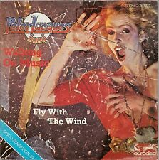 "45 TOURS / 7"" ""DISCO""--PETER JACQUES BAND--WALKING ON MUSIC / FLY WITH THE WIND"