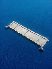 (B6) ridelle arrière / side flap Dinky toys BERLIET STRADAIR réf 569