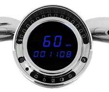 Dakota Digital - BD-140 - Plug-In Speedo-Big Dog Models w/Factory Tach Ring