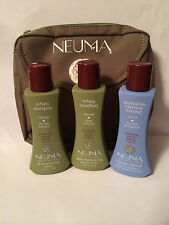 NEUMA RENEW SHAMPOO, CONDITIONER, INTENSIVE MASQUE HOLIDAY TRAVEL BAG KIT