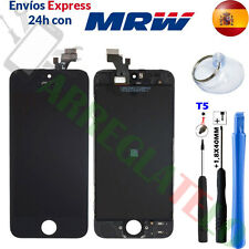 PANTALLA COMPLETA LCD DISPLAY PARA APPLE IPHONE 5 5G COLOR NEGRA ENVIO / MRW 24h