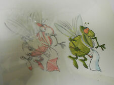 RAID Bug Spray TV COMMERCIAL Hand Painted Animation Cel SC-2 L-31