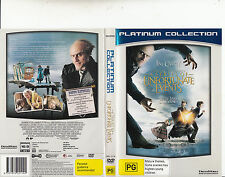 Lemony Snicket's A Series of Unfortunate Events-2004-Jim Carrey-Movie-DVD