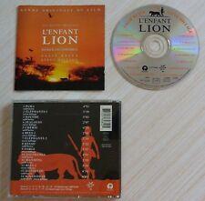 CD ALBUM BOF L'ENFANT LION MUSIQUE DE FILM KEITA SALIF STEVE HILLAGE 14 TITRES