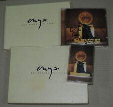 Enya The Memory Of Trees Autographed Signed CD Box Set RARE Dark Sky Island