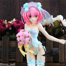 MF To Love-Ru Darkness Momo Velia Belia Deviluke Wedding Sexy Figure Figurine