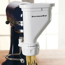 New KitchenAid Pasta Press Stand-Mixer Attachment KPEXTA Pasta spagheti maker