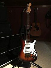 Fender Stratocaster 1987 Made In Japan, MIJ, E Serial number, W/hardshell case