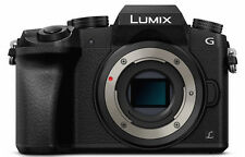 Panasonic DMC-G7 4K Recording  7 Languages - Black (Body only)  NTSC -FEDEX USA