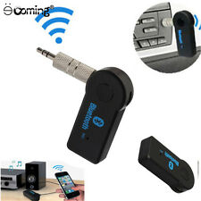 drahtlose bluetooth audio stereo musik 3,5mm auto empfänger adapter Receiver HOT