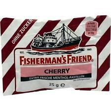 FISHERMANS FRIEND Cherry ohne Zucker Pastillen 25 g