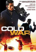 Cold War (DVD, 2013, Audio, English & Francais)