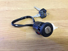 Honda C 50 C 70 Ignition Barrel 1980-1989 Ignition Switch 4 Wire Type