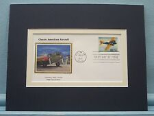 The Martin B-10 - Army Bomber & First Day Cover of its own stamp