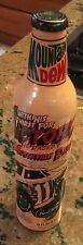 MOUNTAIN DEW-16oz.- COMMEMORATIVE-DARRELL WALTRIP BOTTLE