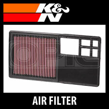 K&N 33-2920 High Flow Replacement Air Filter - K and N Original Performance Part