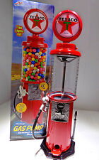 Texaco Coin Operated  Ford Gum Ball Machine Lighted Top New in Box MIB4