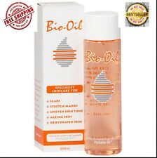 BIO-OIL SKIN SCAR STRETCH MARKS UNEVEN SKIN TONE 6.7 Oz PURCELLIN 200ml NEW