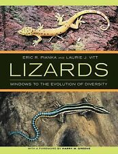 Organisms and Environments Ser.: Lizards : Windows to the Evolution of...