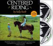 Centered Riding Book & DVD's Part 1 & 2 Set by Sally Swift