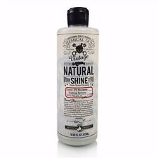 Chemical Guys Vintage Natural Shine Dressing Trim Plastic 473 ml - NEW