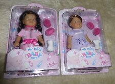1 Stück My mini Baby Born Mädchen mit Gips - bitte auswählen OVP