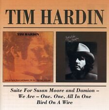 Tim Hardin - Suite for Susan Moore / Bird on a Wire [New CD]