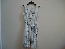 MALVIN   HAMBURG-GERMANY 100%LINEN   Dress Size-M (US -8)    NWT
