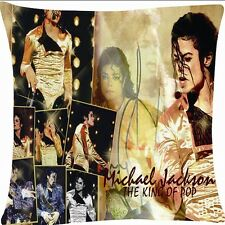 Square Michael Jackson History Would Tour Pillow Case Cushion Cover Pillowcase