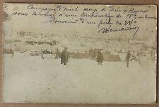 1ère guerre mond. Serbie Grèce Bulgarie Turquie Photo carte postale 9x14cm 1916