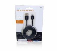 iSimple IS9405 uLinx USB to Lightning Cable 6ft for Apple iPod iPhone iPad