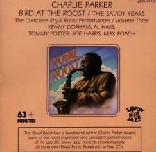 Unknown Artist Bird at the Roost, The Savoy Years - Vol CD