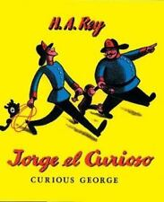 Jorge el Curioso Curious George Spanish Edition