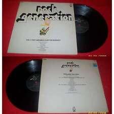 THE ANIMALS/THE YARDBIRDS - Rock Generation Vol.2 LP Byg Garage Beat Live