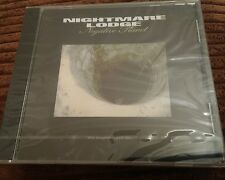 NIGHTMARE LODGE  - NEGATIVE PLANET - CD  SIGILLATO (SEALED)