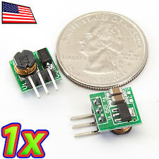 Micro 0.8V to 3.3V 500mA DC-DC Boost Converter Step Up Voltage Small Regulator