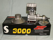 SUPER TIGER S 3000 NEW (NOS) R/C MODEL AIRPLANE ENGINE