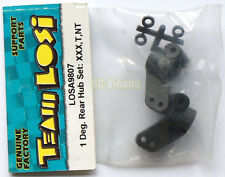 "Team Losi 1/10 XXX/XXXT/XXX-NT  1 deg Rear Hub Set  ""NEW"" LOSA9807"