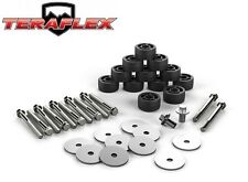 "TeraFlex JK 1.25"" Body Lift Spacer Kit for 2007-2016 Jeep Wrangler JK 4152100"