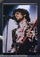 "Prince 2"" X 3"" Fridge / Locker Magnet. Purple Rain"