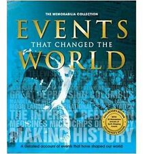 Events That Changed the World (Memorabilia Collection) Igloo Very Good Book