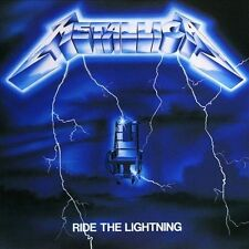 Ride the Lightning Metallica CD Sealed ! New !
