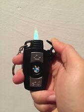 BMW Schlüssel als Sturmfeuerzeug