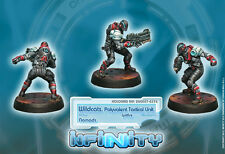 Infinity BNIB Nomads - Wildcats, Polyvalent Tactical Unit (Spitfire) 280557