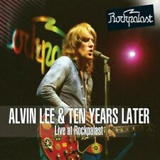 Live At Rockpalast 1978 - Alvin & Ten Years After Lee (2013, CD NEUF)2 DISC SET