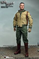MG TOYS WAR DADDY 1/6 Fury World war ii, U.S. Brad Pitt Tank corps uniform suits